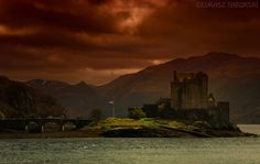 Eileen Donan, Skye, Scotland
