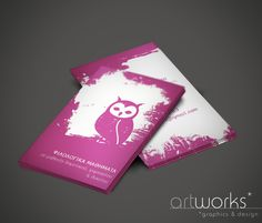 Philology Business Card on Behance
