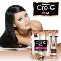 CRE-C FEM SHAMPOO by CRE-C FEM SHAMPOO. $59.99. STOP HAIR LOSS. HIDRATA LA PIEL Y CUERO CABELLUDO. STIMULATE HAIR GROWTH. REVITALIZE AND NOURISH THE HAIR FOLLICLE. PREVIENE EL ENVEJECIMINETO CUTANEO. El NUEVO ShampooCre-C Femme®es un shampoode uso diario cuya fórmula ha sido enriquecida con lípidos naturales como el aceite de Karité.     El Karité, un árbol originario de África central proporciona nueces que al ponerlas en ebullición y triturarlas proporcio...
