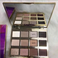 Tarte in bloom palette New Sephora Makeup Eyeshadow