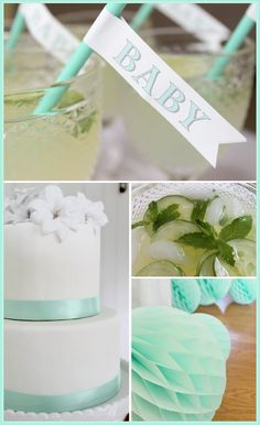 Sip and See celebration for 2nd baby shower-Celebrate With Kate: A Simply Darling Sip And See | Layla Grayce Backroom Blog