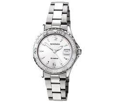 Buy Sekonda Ladies' White Dial Bracelet Watch at Argos.co.uk, visit Argos.co.uk to shop online for Ladies' watches, Watches, Jewellery and watches