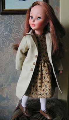 Furga Alta Moda Sheila Sheila E, Vintage Dolls, Fur Coat, Childhood, Dollhouses, Stuffed Animals, Baby, Jackets, Corner
