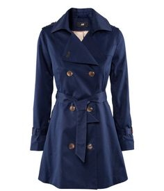 This Trenchcoat is so good. Available on the H UK site for £14.99 but also in US stores.