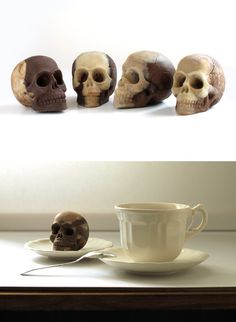 chocolate skulls? i'll take about 900 please.