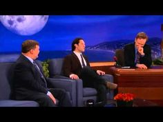Here's A Supercut Of Paul Rudd Playing The Same Prank On Conan O'Brien For Years I love this!!  I expect this everytime he's on.