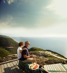 Cabot Trail, Cape Breton, Skyline, Romantic, Couple Photos, Top, Travel, Couple Shots, Viajes