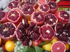 Pomegranate and healthy body