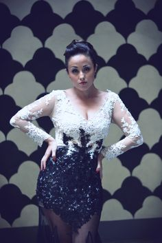 Fashion blogger Jessica in eDressit hot gown! #edressit #dress #fashion