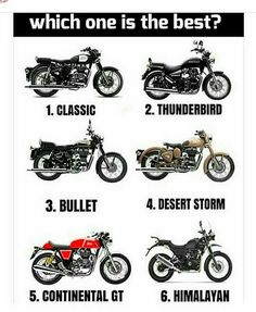 Bullet bike's all models Royal Enfield Enfield Bike, Enfield Motorcycle, Motorcycle Style, Motorcycle Engine, Royal Enfield Wallpapers, Bullet Bike Royal Enfield, Royal Enfield Accessories, Royal Enfield Modified, Ms Dhoni Photos