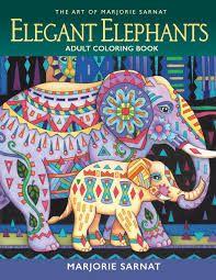 PerfectSweetColors: Elegant Elephants - Marjorie sarnat