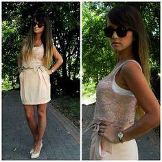 """""""lace vest*"""" by Alexandra M on LOOKBOOK.nu"""