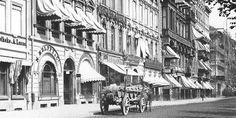 Berlin 1875 Unter den Linden 47-53:gemuetliche Wohnlage...