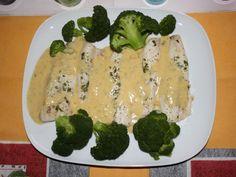 Filets de sandre au vin blanc : Recette de Filets de sandre au vin blanc - Marmiton Palak Paneer, White Wine, Broccoli, Zucchini, Sushi, Filets, Seafood, Chicken, Vegetables