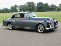 1956 Bentley S1 Continental Coupe by Park Ward ✏✏✏✏✏✏✏✏✏✏✏✏✏✏✏✏ IDEE CADEAU / CUTE GIFT IDEA ☞ http://gabyfeeriefr.tumblr.com/archive ✏✏✏✏✏✏✏✏✏✏✏✏✏✏✏✏