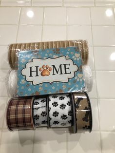 Looking for all the supplies you need to make an adorable dog or cat wreath? Check out this wreath kit! Comes with natural burlap mesh, white snowball mesh, 8 by 6 inch metal sign and 4 rolls of ribbon. Wreath Making Supplies, Printed Ribbon, Wreath Tutorial, Snowball, How To Make Wreaths, Diy Wreath, Deco Mesh, Metal Signs, Cute Dogs