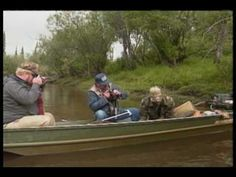 Buck Catches a monster Pike while fishing in Alaska.