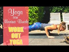 Yoga para la ansiedad ❤ I Combate la ansiedad y el estrés - YouTube