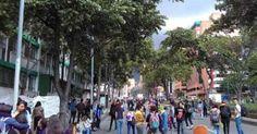 Cientos de universitarios marchan para rechazar el No - Semana.com