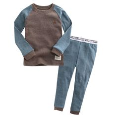 "Vaenait Baby Toddler Kids Boys Girls Clothes Thick Pajama Set ""Simple set"""