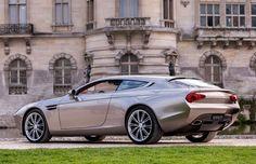 Aston Martin Zagato Shooting Break