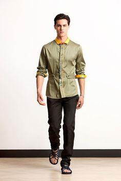 Alexis Mabille - Spring/Summer 2014 Menswear - Paris (Vogue.co.uk)