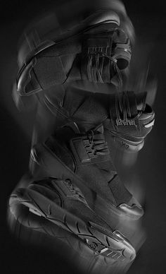 adidas Y-3 Qasa: Black