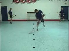 "USA Hockey Video ""Off-Ice Stickhandling"" (part 2)"