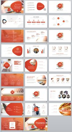 26+ Business marketing analysis PowerPoint template