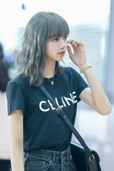 [190621] LISA at ICN Airport Kim Jennie, Blackpink Lisa, Kpop Girl Groups, Kpop Girls, Lisa Blackpink Wallpaper, Kim Jisoo, Black Pink Kpop, Blackpink Photos, Blackpink Fashion