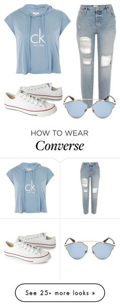 """""""#68"""" by makmoky2 on Polyvore featuring Calvin Klein, Christian Dior and Converse"""