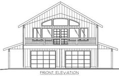 Popular Compact Design - 35245GH | Carriage, Mountain, Vacation, Photo Gallery, 1st Floor Master Suite, CAD Available, Den-Office-Library-Study, Drive Under Garage, PDF | Architectural Designs