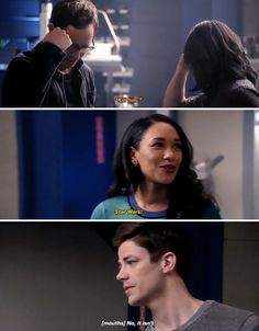 The Flash this had me cackling Barry's little face awe Supergirl 2015, Supergirl And Flash, Superhero Memes, Flash Superhero, The Flash Cisco, Flash Season 4, Flash Funny, Flash Barry Allen, The Flash Grant Gustin