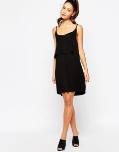 Definitions pleated belted maxi dress black