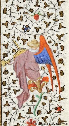 Book of Hours, MS M.453 fol. 56r - Images from Medieval and Renaissance Manuscripts - The Morgan Library & Museum