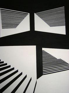 black and white, poster, graphic design