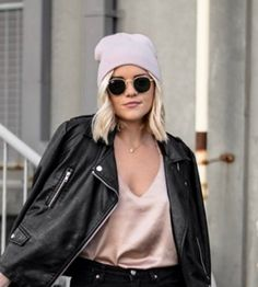 Daily Beanie at All Of My Essence Store | Lookave - #hat #pink #pinkhat #sunglasses #ootd #onlineshopping #lookave #onlineshopping #streetstyle #style #fashion #outfit