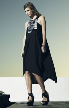 #BCBGMAXAZRIA, lovely and loose.....