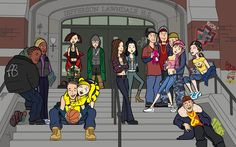 daria fan art | ghetto daria by s c fan art cartoons comics digital movies tv 2007 ...