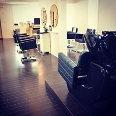 Orchid Hair Salon in Orangeville, Ontario, Canada. Beauty Salons, Spas, Ontario, Orchids, Canada, Hair, Beauty Room, Lilies, Esthetician Room