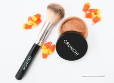 Need a little color going into the fall?  How about Bronzer Beauty? Crunchi cosmetics are made of a combination of organic, toxin free, safe, cruelty free, vegan or vegetarian ingredients. Crunchi  makeup