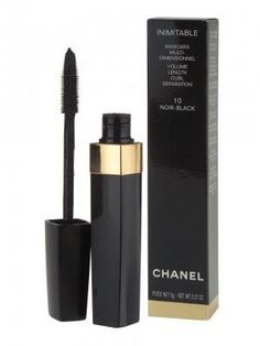Chanel Inimitable Mascara in Black is my every day Holy Grail Mascara