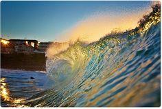 The sound of the ocean @ Maroubra Beach