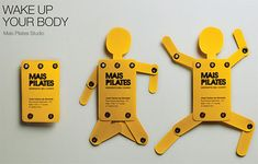 Pilates Business Cards