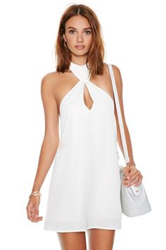 Nasty Gal Easy Does It Dress | Shop Clothes at Nasty Gal