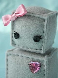 Cutie robo Uroczy robot