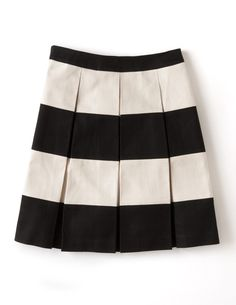 Full Stripy Skirt--bought a similar skirt recently and would like a top to go with it