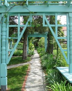 The Anne Spencer Garden in Lynchburg, Va.
