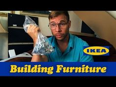 """Pittsburgh Dad builds IKEA furniture. """"Okay, everybody out of the house! Same rules as taxes and Shark Week."""""""