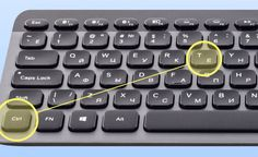 Nápady a Tipy Computer Keyboard, Did You Know, Calculator, Techno, Internet, Good Things, Education, Windows, Funguje To